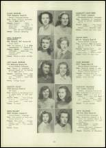 1946 Eastern High School Yearbook Page 40 & 41