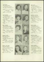 1946 Eastern High School Yearbook Page 44 & 45
