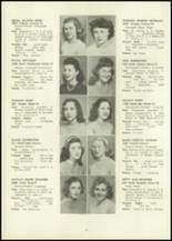 1946 Eastern High School Yearbook Page 60 & 61
