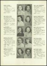 1946 Eastern High School Yearbook Page 64 & 65