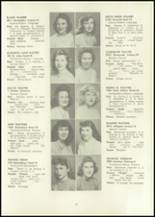 1946 Eastern High School Yearbook Page 66 & 67