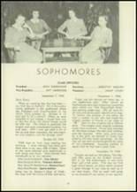 1946 Eastern High School Yearbook Page 72 & 73