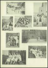 1946 Eastern High School Yearbook Page 82 & 83