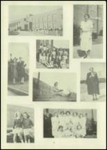 1946 Eastern High School Yearbook Page 98 & 99