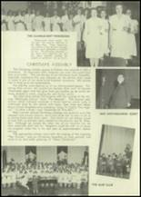 1946 Eastern High School Yearbook Page 106 & 107