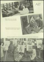 1946 Eastern High School Yearbook Page 108 & 109