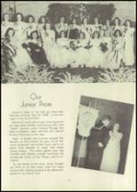 1946 Eastern High School Yearbook Page 110 & 111