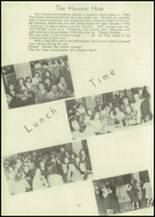 1946 Eastern High School Yearbook Page 112 & 113