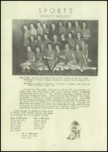1946 Eastern High School Yearbook Page 114 & 115