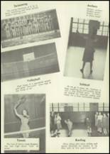 1946 Eastern High School Yearbook Page 116 & 117