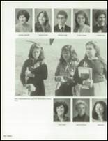 1982 La Jolla High School Yearbook Page 42 & 43