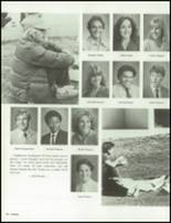 1982 La Jolla High School Yearbook Page 58 & 59