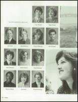 1982 La Jolla High School Yearbook Page 60 & 61