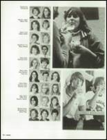 1982 La Jolla High School Yearbook Page 86 & 87