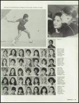 1982 La Jolla High School Yearbook Page 104 & 105