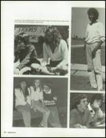 1982 La Jolla High School Yearbook Page 106 & 107