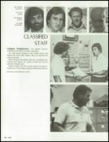 1982 La Jolla High School Yearbook Page 110 & 111