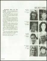 1982 La Jolla High School Yearbook Page 112 & 113