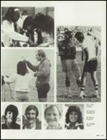 1982 La Jolla High School Yearbook Page 124 & 125