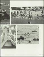 1982 La Jolla High School Yearbook Page 136 & 137