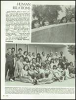 1982 La Jolla High School Yearbook Page 170 & 171