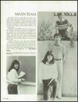 1982 La Jolla High School Yearbook Page 174 & 175