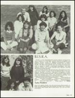 1982 La Jolla High School Yearbook Page 180 & 181