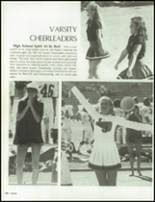 1982 La Jolla High School Yearbook Page 204 & 205