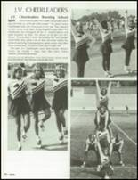 1982 La Jolla High School Yearbook Page 206 & 207
