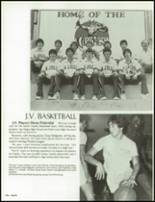 1982 La Jolla High School Yearbook Page 220 & 221