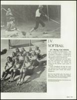 1982 La Jolla High School Yearbook Page 226 & 227