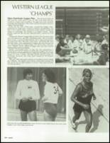 1982 La Jolla High School Yearbook Page 244 & 245