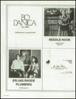 1982 La Jolla High School Yearbook Page 276 & 277