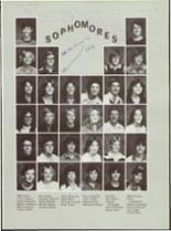 1980 Bradshaw Mountain High School Yearbook Page 20 & 21