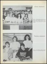 1989 Granite High School Yearbook Page 14 & 15