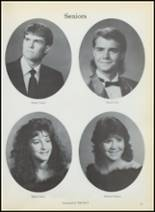 1989 Granite High School Yearbook Page 16 & 17