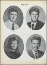 1989 Granite High School Yearbook Page 18 & 19