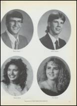 1989 Granite High School Yearbook Page 20 & 21