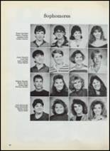 1989 Granite High School Yearbook Page 34 & 35