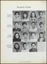 1989 Granite High School Yearbook Page 42 & 43