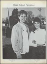 1989 Granite High School Yearbook Page 56 & 57