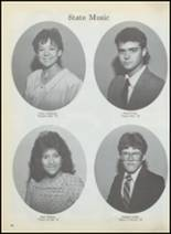 1989 Granite High School Yearbook Page 84 & 85