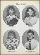 1989 Granite High School Yearbook Page 86 & 87