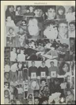 1989 Granite High School Yearbook Page 92 & 93