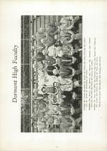 1953 Dormont High School Yearbook Page 14 & 15