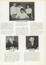 1953 Dormont High School Yearbook Page 16 & 17