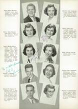 1953 Dormont High School Yearbook Page 20 & 21