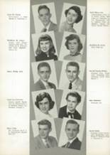 1953 Dormont High School Yearbook Page 22 & 23