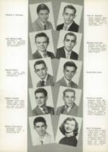 1953 Dormont High School Yearbook Page 24 & 25