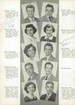 1953 Dormont High School Yearbook Page 32 & 33